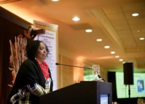 Cheryll Pinder, Volunteer of the Year
