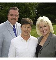Jeff Reinberg, Joan Lipic, Sue Barlett